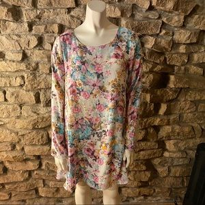 Tildon Floral Print Dress BWT SIZE Small